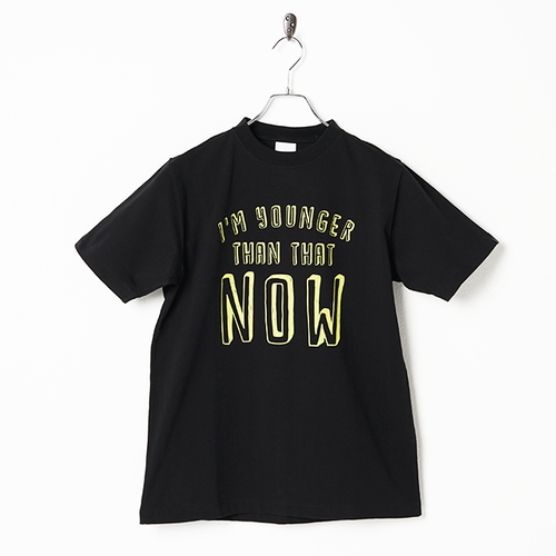 KB01-TS04 I'M YOUNGER…Tシャツ