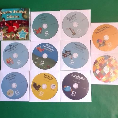 英語朗読CD10枚セット