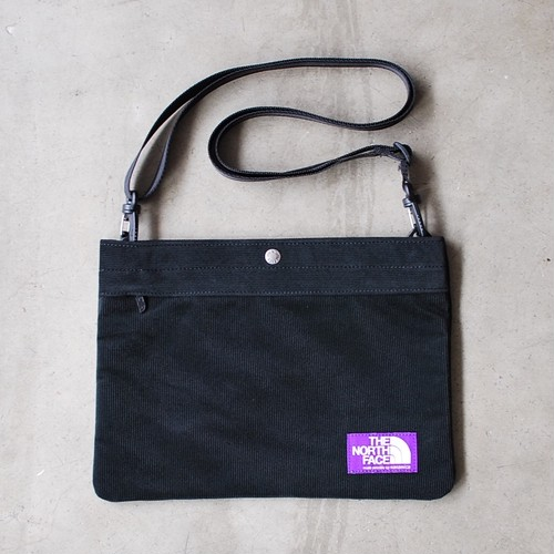 THE NORTH FACE PURPLE LABEL Corduroy Shoulder Bag