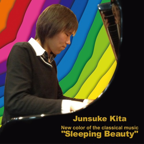 JUNSUKE KITA - SLEEPING BEAUTY - GEE3005