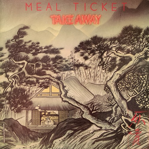 【LP】MEAL TICKET/Take Away