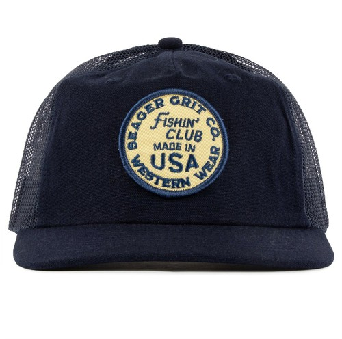 SEAGER #Chief Hemp/Mesh Snapback