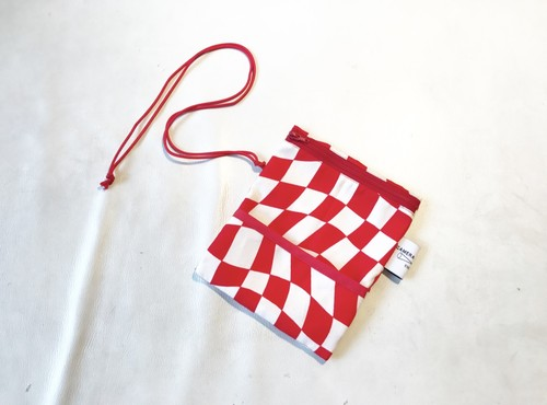 STRAP POUCH(RED)