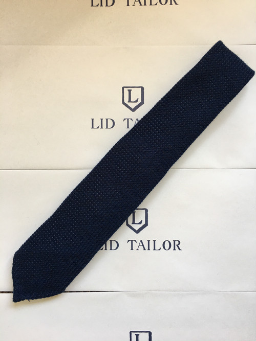 Lid Tailor Original Silkwool Tie