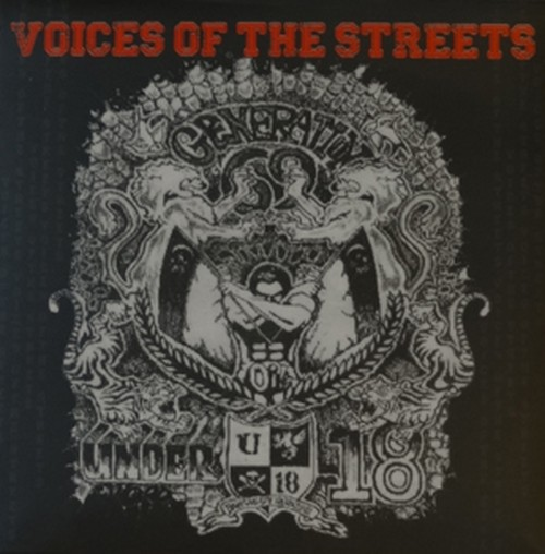 GENERATION 69 // UNDER - Voices Of The Streets CD