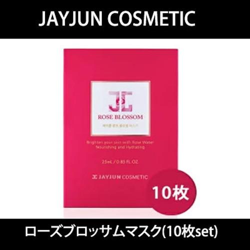 JAYJUN ローズ ブロッサム マスク/Rose Blossom Mask/25ml×10枚