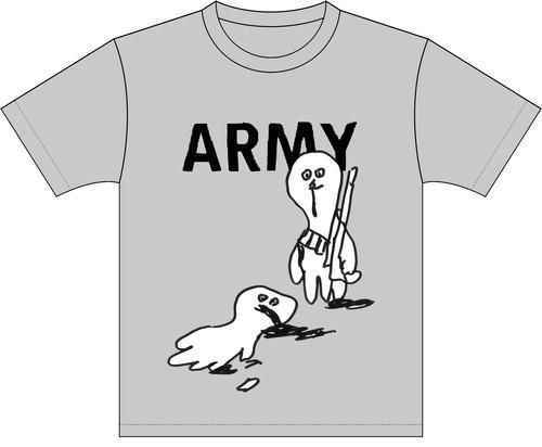 ARMYTシャセ