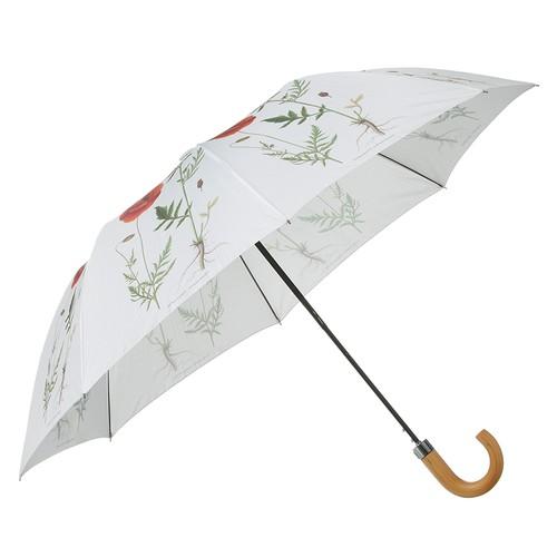 傘 折りたたみ 自動開き KOUSTRUP & CO. - Prickly Poppy とげケシの花