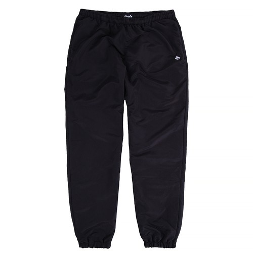 MAGENTA TRACKPANTS  BLACK 34/32 マゼンタ パンツ