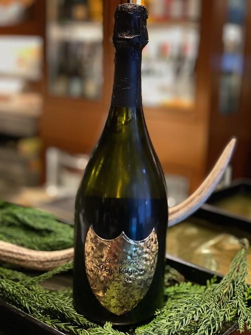 【限定ボトル】2008年 ドンペリニョン レニークラヴィッツボトル