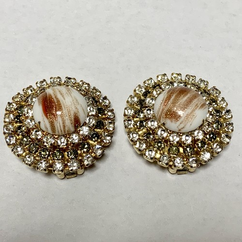 Vintage Juliana Earrings ④
