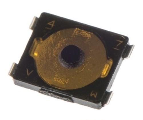 EVPAFFB65 Panasonic タクトスイッチ,SPST-NO, 表面実装
