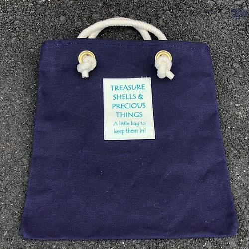 Carrier Company Treasure Bag Made In Norfolk Navy