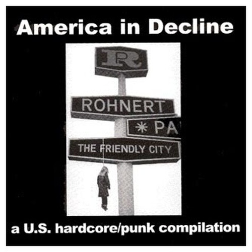 【USED】V.A / AMERICA IN DECLINE