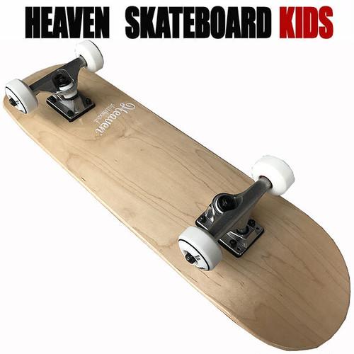 ヘブン 子ども用 ハイスペック コンプリート スケートボード NAT 28.5×7.375