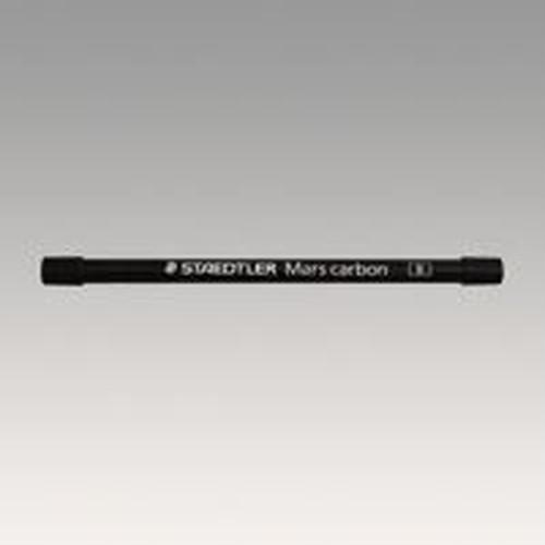 4本入  ステッドラー マルスカーボン 2mmシャープ用芯 B 200E4-B 00065568