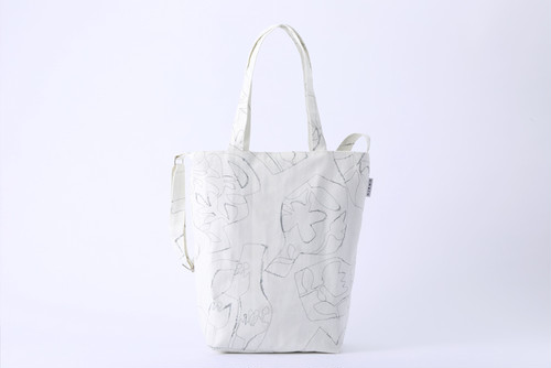 vase 3way トートバッグ