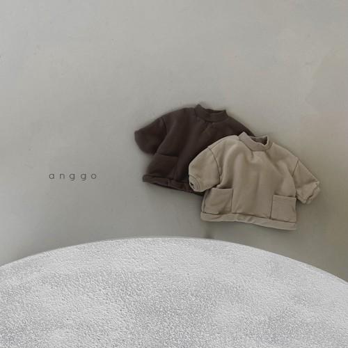 =sold out= bagel sweat-shirt〈anggo〉