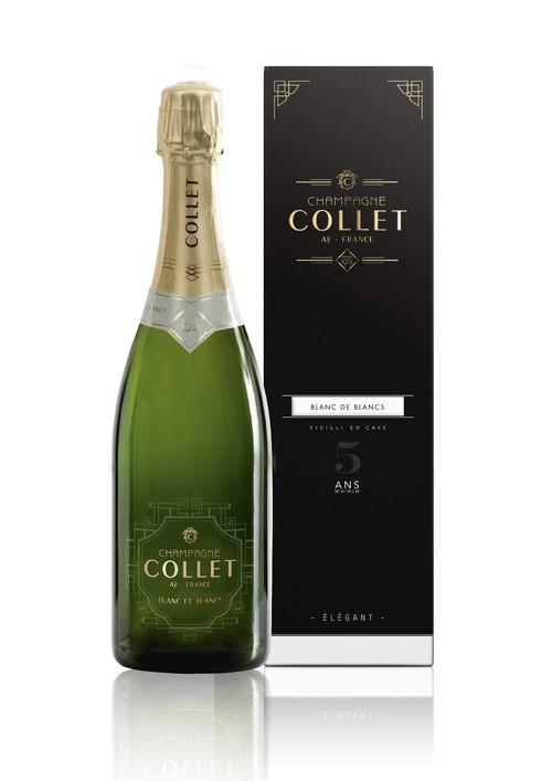 [BLANC de BLANCS] Champagne COLLET シャンパーニュ コレ ブラン ドゥ ブラン 正規品