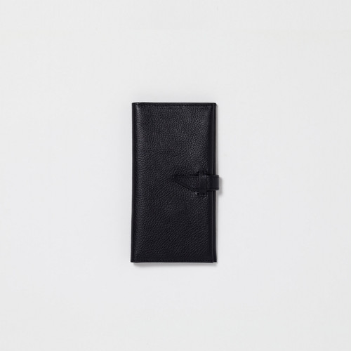 Hender Scheme 【エンダースキーマ】 passport wallet (BLACK)