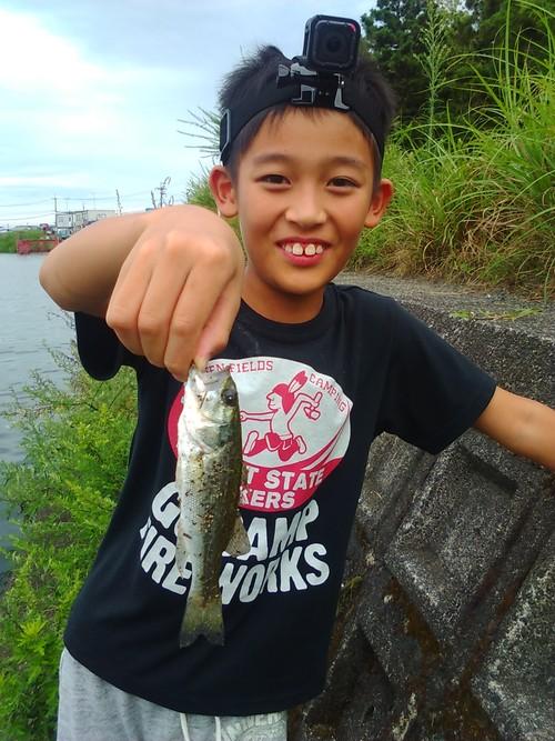琵琶湖にてグループで釣り教室【手ぶらでOK!】