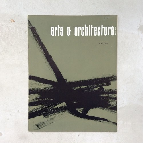 arts & architecture / May 1961