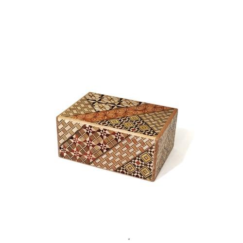 Himitsubako puzzle box 4sun 4times
