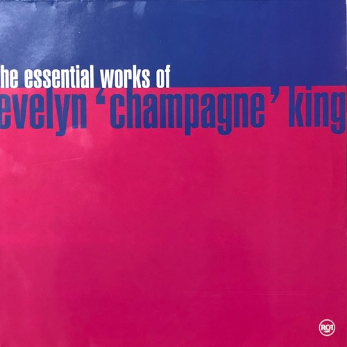 Evelyn 'Champagne' King / The Essential Works Of[中古2LP]