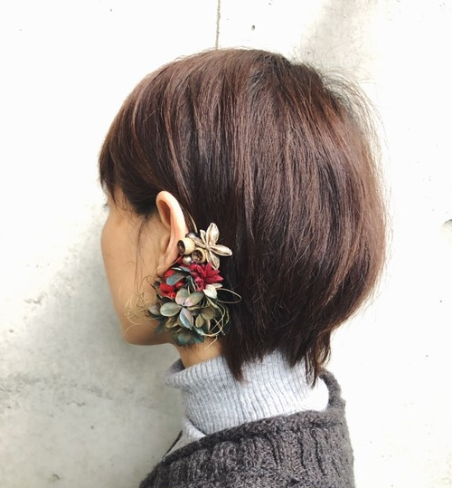 ear cuff 【146】 (for LEFT)
