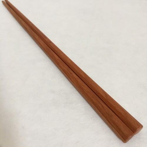 拭き漆桜の木箸