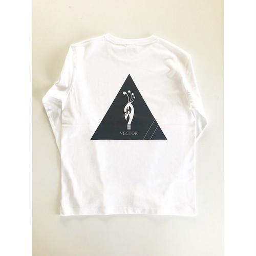 Triangle△ロングスリーブ