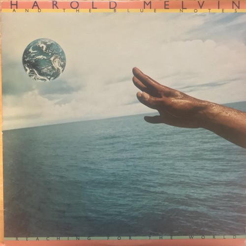 HAROLD MELVIN AND THE BLUE NOTES / REACHING FOR THE WORLD (1976)