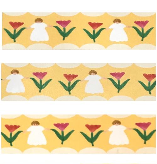 柊有花 マスキングテープ Day