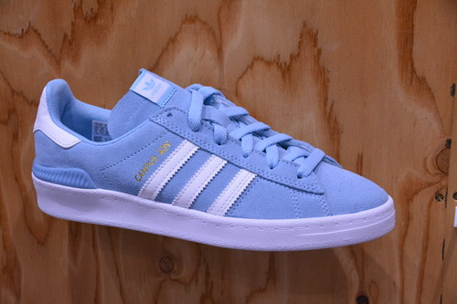 adidas Campus ADV ClearBlue/White