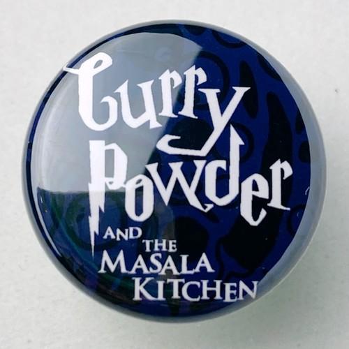 マサラバッジmini(Curry Powder)