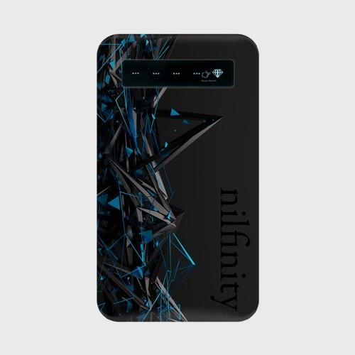 オリジナルデザインモバイルバッテリー nilfinity