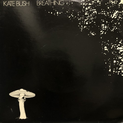 Kate Bush / Breathing[中古7inch]