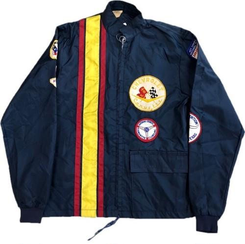 70's LAKES JACKET CHEVROLET COACH Jacket