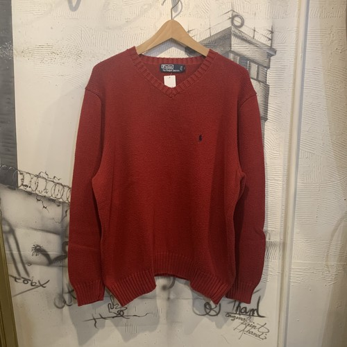 POLO Ralph Lauren one point knit