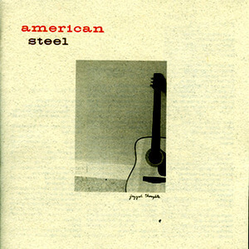 american steel / jagged thoughts cd USED