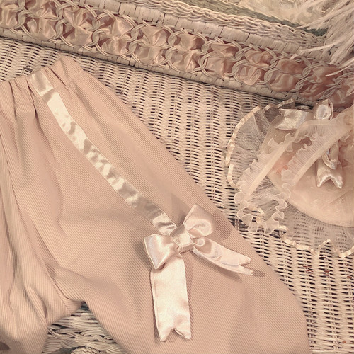 """ppp """"Ribbons and Romance"""" pants"""