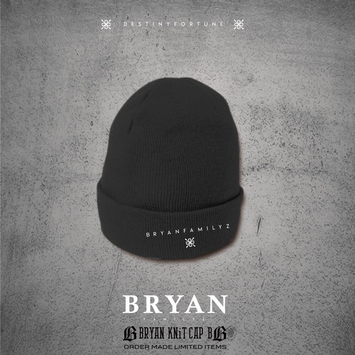 BRYAN KNiT CAP B
