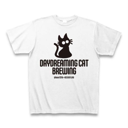 【色変更相談可能!】DaydreamingCatBrewing_logo Tシャツ