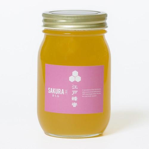 600g 岐阜県産 さくら蜂蜜