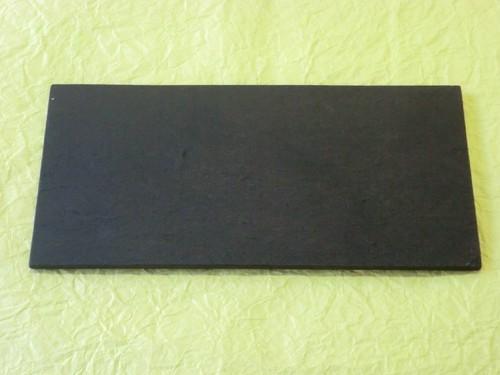 雄勝 石の平皿 長方形210×100mm