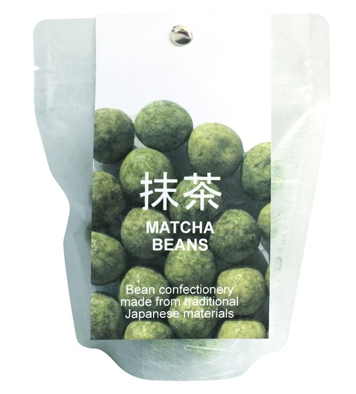 【BEANS CONFECTIONERY】抹茶豆