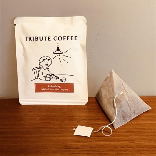 コーヒーバッグ インドネシア ブルーリントン
