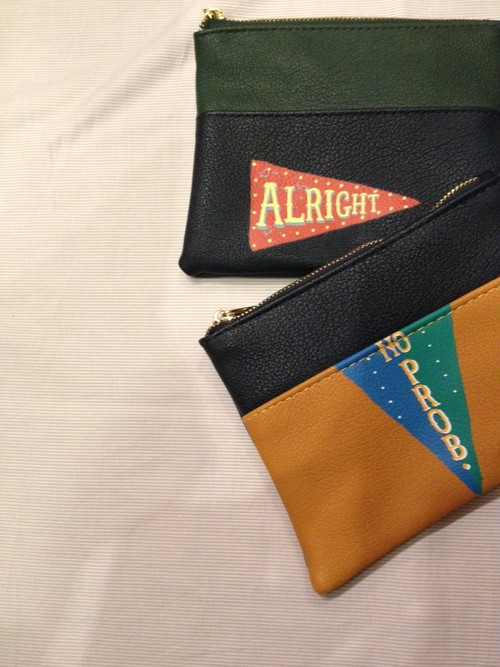flat pouch('andsome)