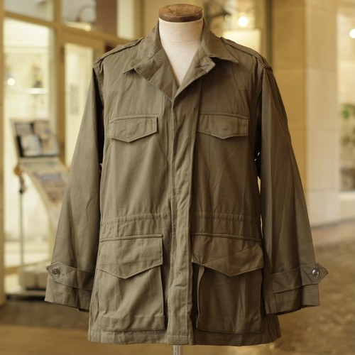 OLD FRENCH ARMY M47 JACKET DEAD STOCK - 2