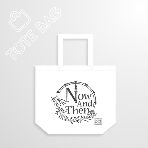 3rd Album 「Now and Then」トートバッグ